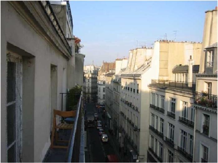 Paradis balcony